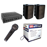 Outdoor PA Sound System Kits