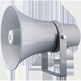 Speakers (indoor)